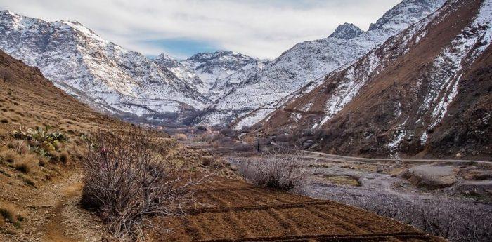 Imlil valleyand toubkal ascent