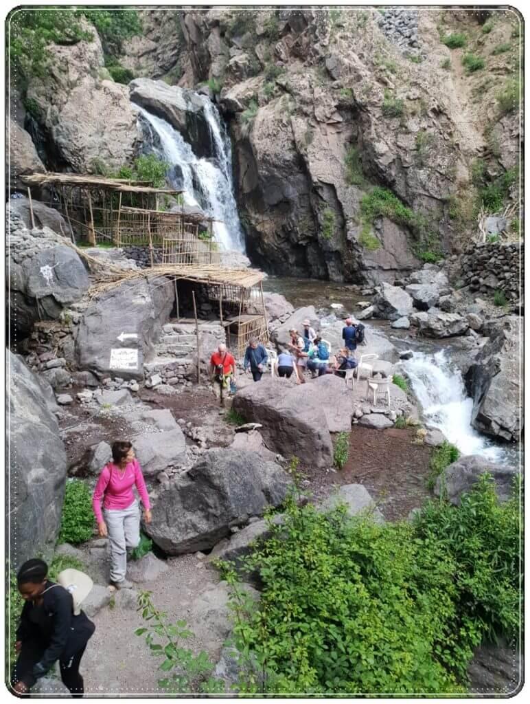Imlil valley trekking