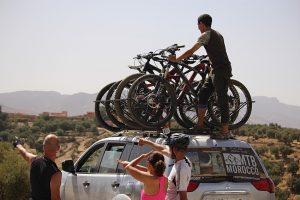 Atlas Mountains Bike a Single Track tour