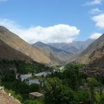 Ourika valley to Toubkal Massif