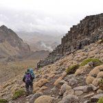 The secrets of Anti Atlas Mountains
