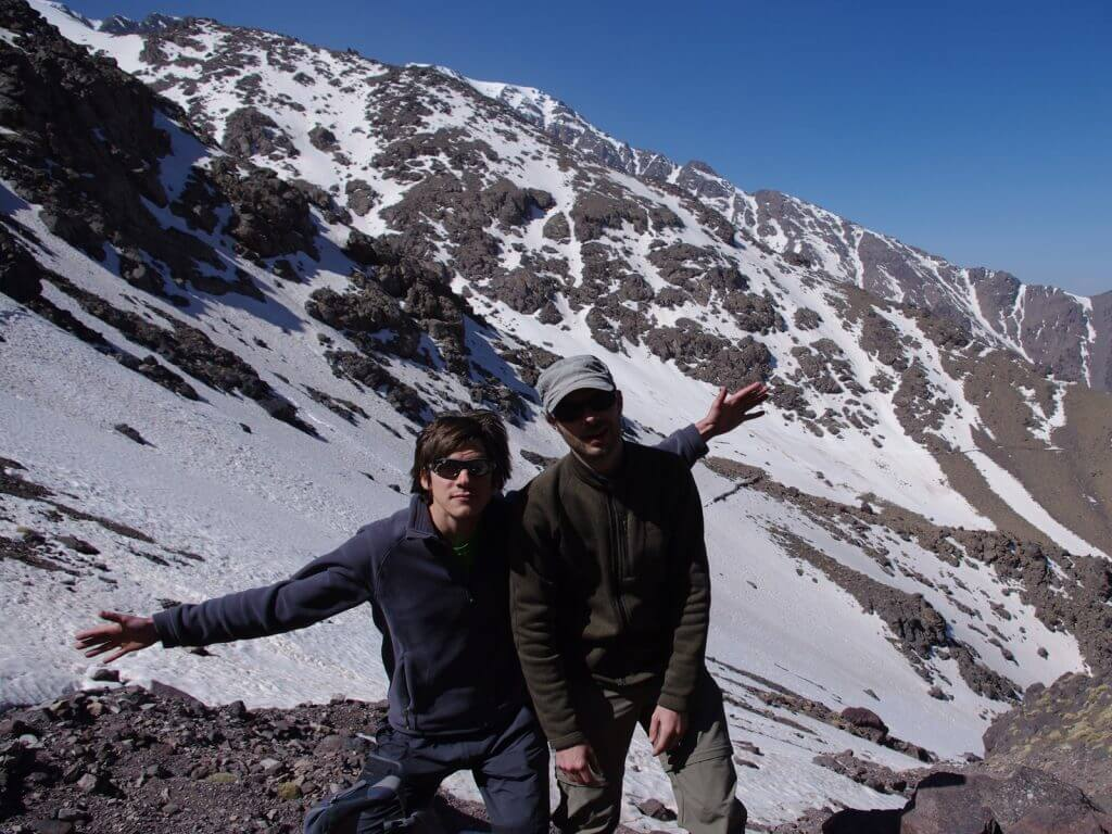 winter climbing in toubkal1