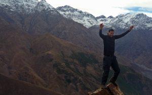 3 Valleys Classic Hike - Trekking in Morocco - Imlil valley