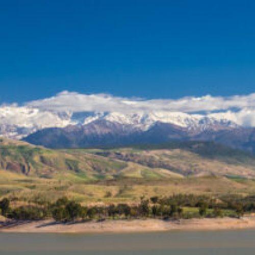 High Atlas Mountains of Morocco