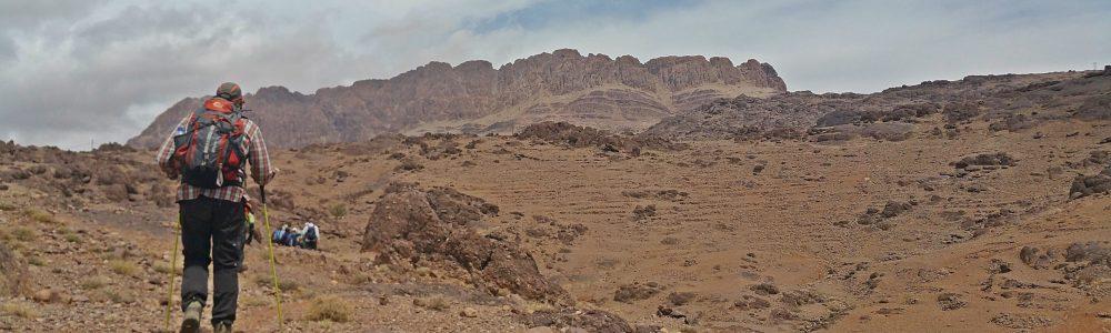 Aclim Peak - Tagdich Valley