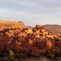 Ait Benhaddou the gate of the sahara Desert