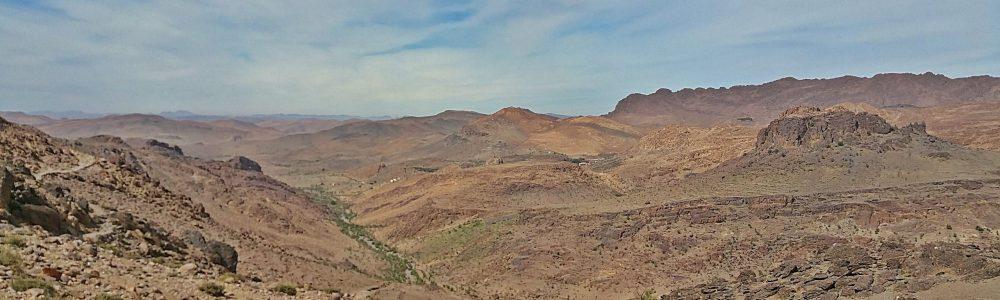 Aklim Mountains Range