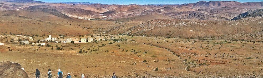Aklim Trekking - anti Atlas Peaks