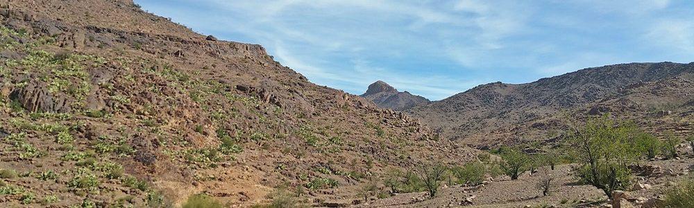 Anti Atlas Mountains Treks