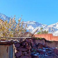 Atlas Mountains View - day trips