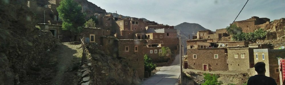 Atlas Mountains day trip - N'Fis valley hike