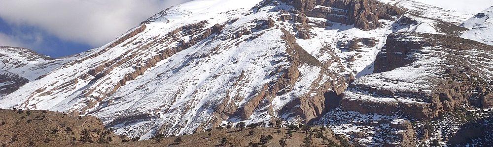 Central High Atlas Mountains - Morocco Trekking