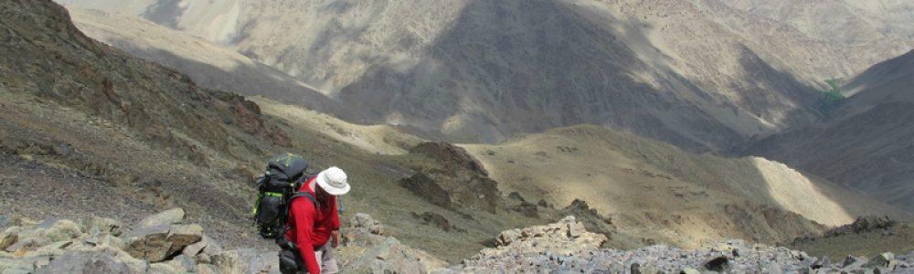 Erdouz Climbing - Hard Climb