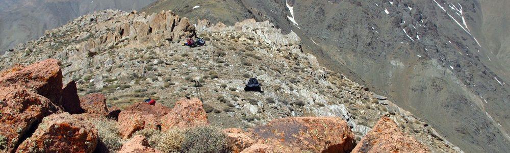 Erdouz Summet Aghbar Treks - Atlas Mountains