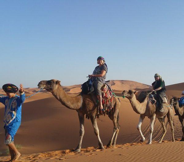 Magic Tours to the Sahara desert