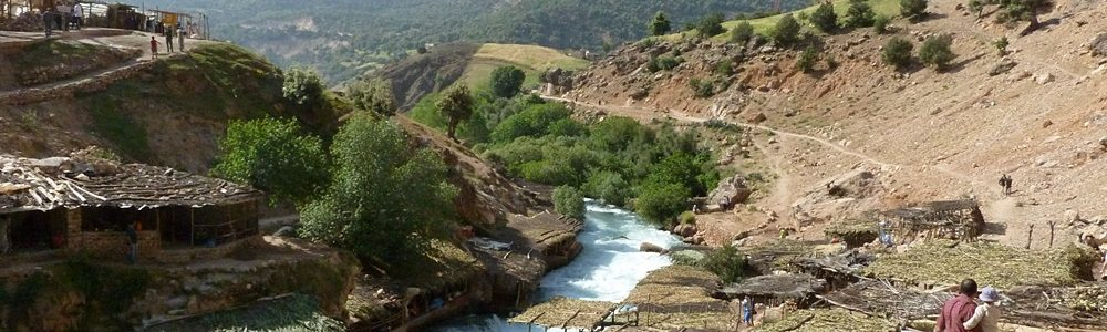 Middle atlas Trekking - Oum Rabiaa Valley