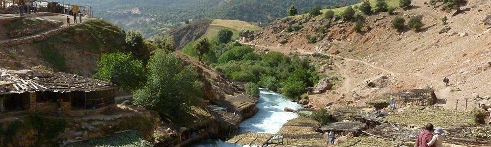 The Middle Atlas Mountains treks