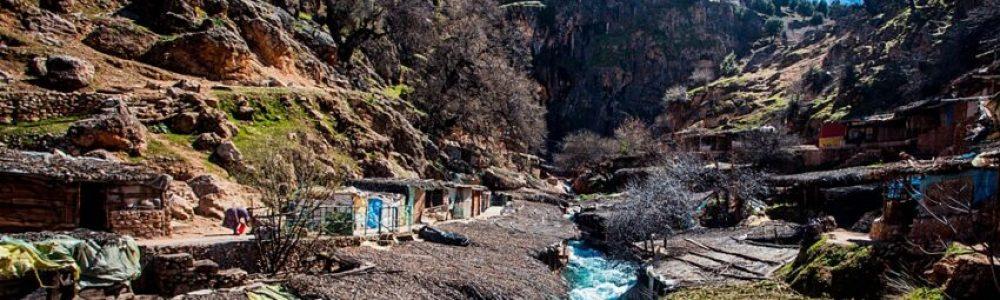 Middle atlas Trekking - Oum Rabiaa Valley summer time