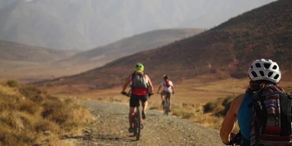 Mountain bike tour - trekking holidays morocco