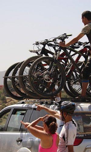 Mountain bike tour - trekking holidays morocco1