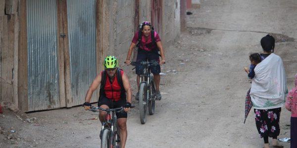 Mountain bike tour - trekking holidays morocco4