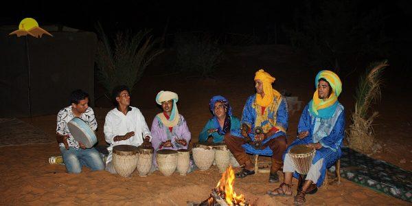 Sahara Berber Camp entertaiment