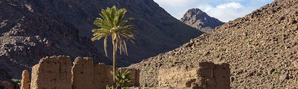 Trekking in Saghro Mountains - Anti-Atlas Treks