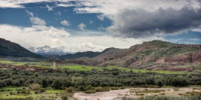 Atlas Mountains hiking