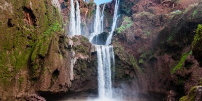 Ouzoud waterfall day trips