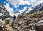 toubkal ascent mule trail