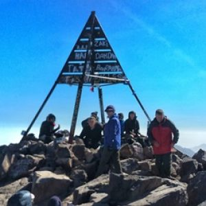 trekking in Morocco - Toubkal Ascent 2021